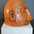 Osservatore - terracotta - 2009