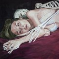 Triangoli - oil on canvas - 100 x 100cm - 2012