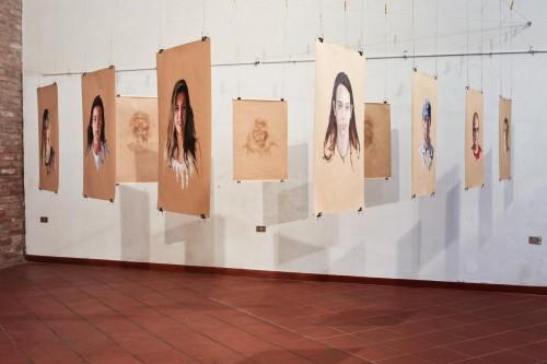in quiete - art show - pierpaolo andraghetti - 2012 - bagnacavallo